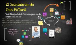 Copy of El seminario de Tom Peters