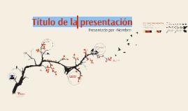 Copy of Plantilla Innovación empresarial