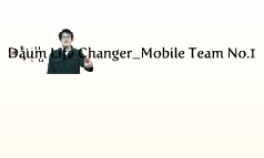 Daum Life Changer_Mobile Team No.1