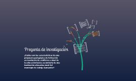 Copy of Propuesta pedagógica para la formación en resolución de conflictos a nivel de la educación básica secundaria.