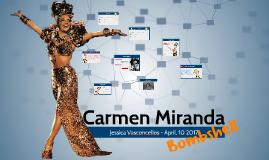 Carmen Miranda - IE 7