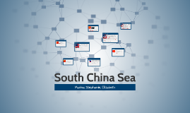 South China Sea: Networking