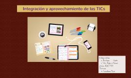 Lugar de las TICs en la Institución