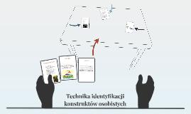 Technika identyfikacji konstruktów osobistych