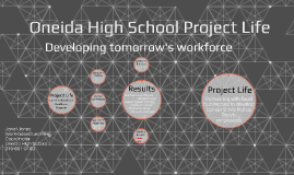 Work-based Learning in Project Life