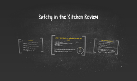 Safety in the Kitchen Review