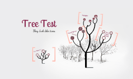 Copy of The Tree Test