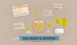 Oral Health & SMOKING