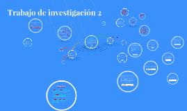 Trabajo de investigacion 2