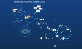 Copy of Copy of Sistema de Información Territorial