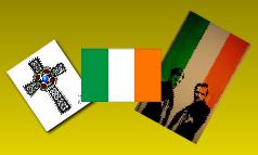 Proud to be Irish