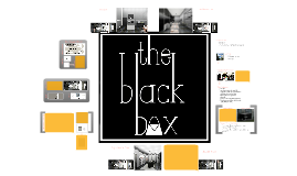 Copy of Copy of Black Box