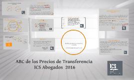ABC Precios de Transferencia ICS Costa Rica 2016