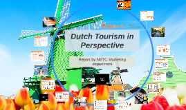 Dutch Tourism in Perspective