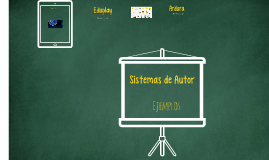 Sistemas de Autor