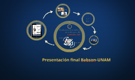Babson presentation
