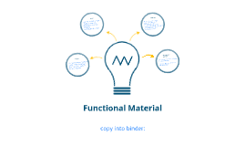 Functional Notes