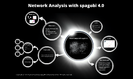Copy of Network Analysis with spagobi 4.0