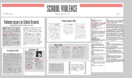 Copy of SCHOOL VIOLENCE