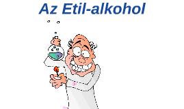 Az Etil-alkohol