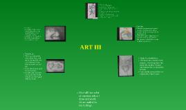 Art III