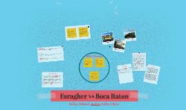 Faragher vs Boca Raton
