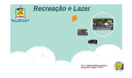 Recreação e Lazer