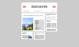 Copy of KERAJAAN ISLAM di PAPUA