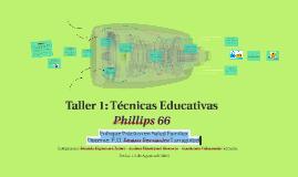 Taller 1: Técnicas Educativas