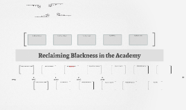 Reclaiming Blackness in the Academy