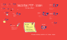 LES 4 - P3 - LJ1 - Cosmo Academy - year 1 P3- English -