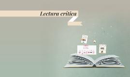 Copia de LECTURA CRITICA