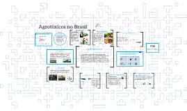 Agrotóxicos no Brasil