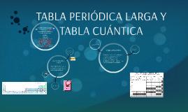 Tabla peridica larga y tabla cuntica by charito vera on prezi urtaz Gallery