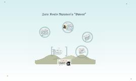 "Copy of Zora Neale Hurston's ""Sweat"""