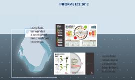 INFORME ECE 2012