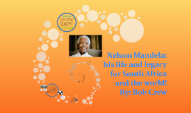 Nelson Mandela: his life and legacy for South Africa and the