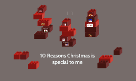 10 Reasons Christmas is special to me
