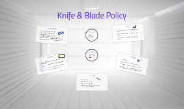 Knife policy