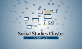 Social Studies Cluster