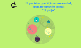 Copy of El parasito que NO reconoce edad, sexo, ni posicion socila: