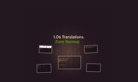 1.06 Translations.