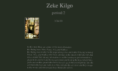 2nd zeke kilgo among the betrayed