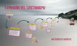 EXPANSIÓN DEL CRISTIANISMO