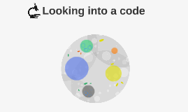 Looking into a code