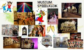 Museumklok spellen
