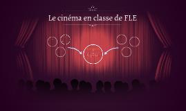 Le cinéma en classe de FLE