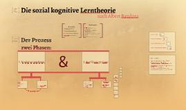 sozial kognitive Lerntheorie