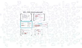 EP4 - P1K1 Marktonderzoek