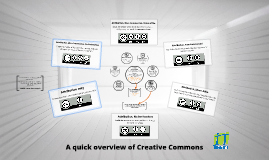 Creative Commons - a quick overview
